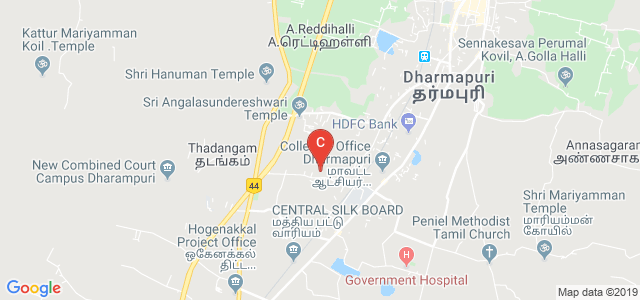 PMP Arts and Science College, Sangampatti, Dharmapuri, Tamil Nadu, India