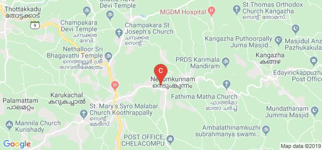 St. John the Baptist's College of Education, Nedumkunnam, Kottayam, Kerala, India