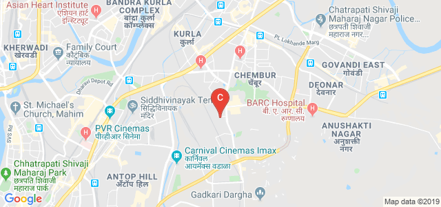 Hashu Advani College Of Special Education, कलेक्टर कॉलोनी, Chembur, Mumbai, Maharashtra, India