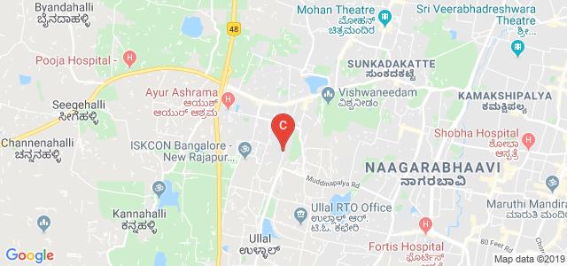 East West Institute of Technology, BEL Layout, Phase 2, Bedarahalli, Bangalore, Karnataka, India