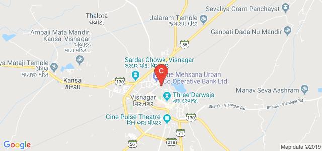 Smt. S.S Nootan Science & Commerce College Visnagar, Vijay Para, Visnagar, Gujarat, India