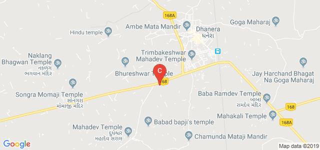 Shree K. R. Anjana Arts And Commerce College Dhanera, Banaskantha, Gujarat, India