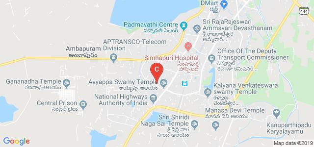 Auto Nagar, Nellore, Andhra Pradesh 524004, India