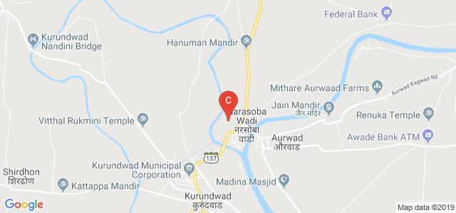 Shri. Chimasaheb Jagdale Institute of Technology, Kolhapur, Maharashtra, India