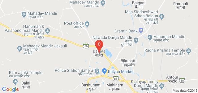 Bahera, Darbhanga, Bihar 847201, India