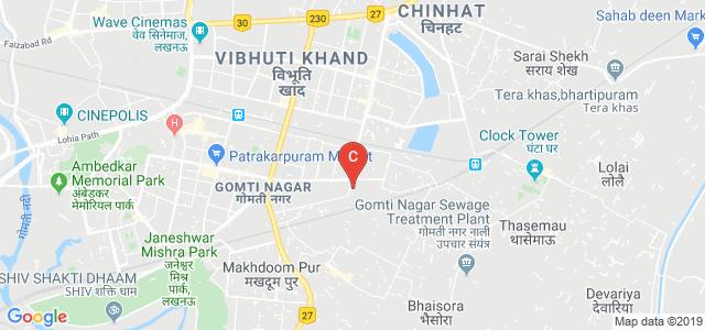 IILM Academy of Higher Learning, Viraj Khand - 1, Viraj Khand, Gomti Nagar, Lucknow, Uttar Pradesh, India
