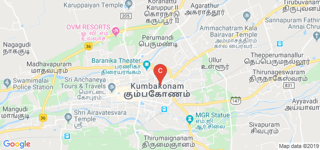 Annai College of Arts And Science, Bairagi Thoppu, Kumbakonam, Tamil Nadu, India