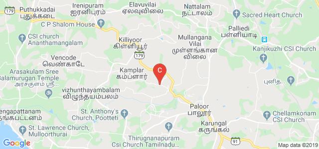 ANNAI VELANKANNI COLLEGE, Kanyakumari, Tamil Nadu, India