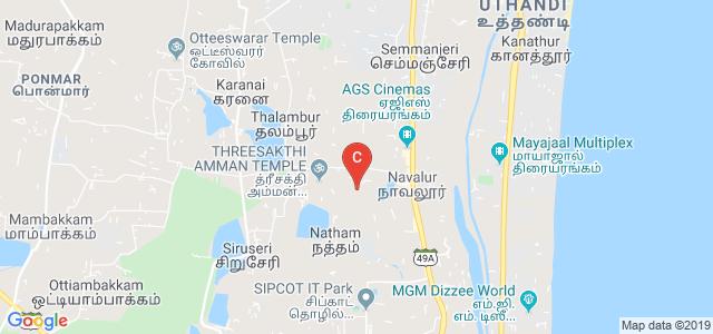 T.S.Narayanaswami College of Arts and Science, Chennai, Tamil Nadu, India