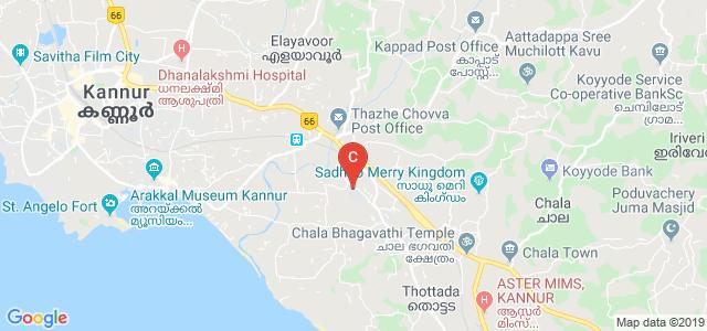 Sree Narayana College Kannur., Kannur, Kerala, India
