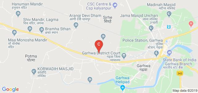 S.S.J.S.Namdhari College, Baghmanwa, Jharkhand, India