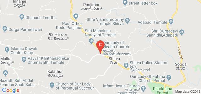 St. Mary's College, Church Road, Shirva, Karnataka, India