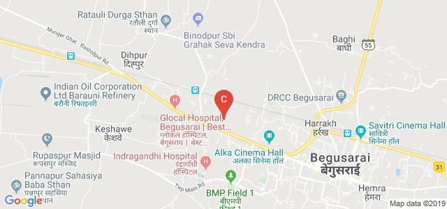 Rashtrakavi Ramdhari Singh Dinkar College of Engineering, Begusarai, Iti Campus Road, Suhird Nagar, Kapasiya, Begusarai, Bihar, India