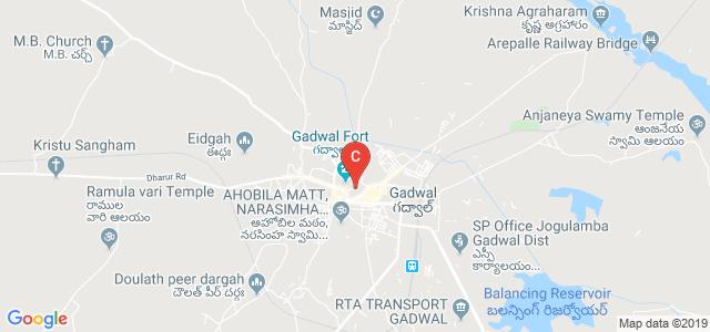 Maharani Adi Lakshmi Devamma (M.A.L.D) Government Arts & Science Degree College, Ganjipeta, Gadwal, Telangana, India