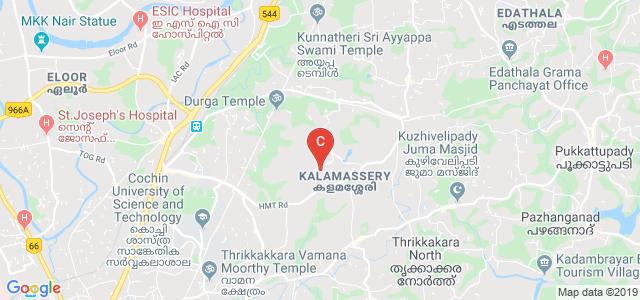 Xavier Institute of Management and Entrepreneurship, HMT Road, HMT Colony, HMT PO, Kalamassery, Kochi, Kerala, India
