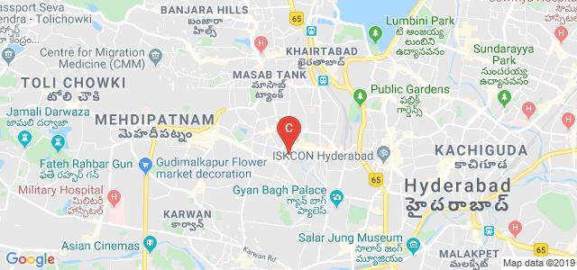 Anwarul Uloom College of Pharmacy, Mozampura, Bazar Ghat, New Mallepally, Hyderabad, Telangana, India
