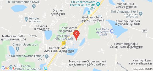 SRM Dental College, Potheri, SRM Nagar, Kattankulathur, Tamil Nadu, India