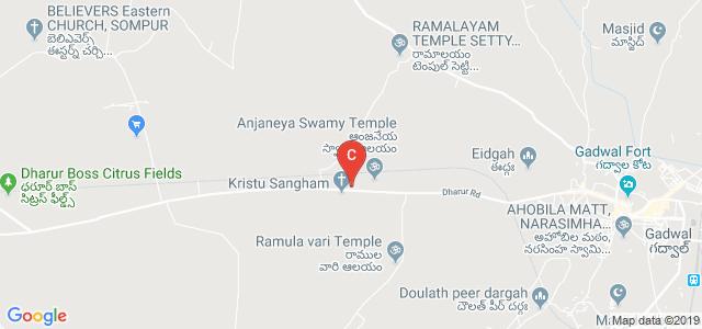 Government Polytechnic, Gadwal, Dharur Road, Gadwal, Telangana, India