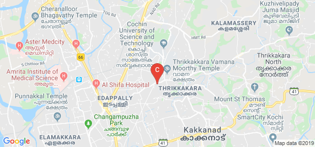 KMM College of Arts & Science, Pipeline Junction, Thrikkakara, Edappally, Kochi, Kerala, India