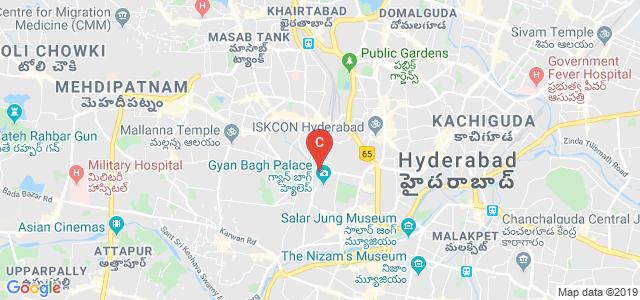 Deccan School of Pharmacy, Darus Salam, Aghapura, Nampally, Hyderabad, Telangana, India