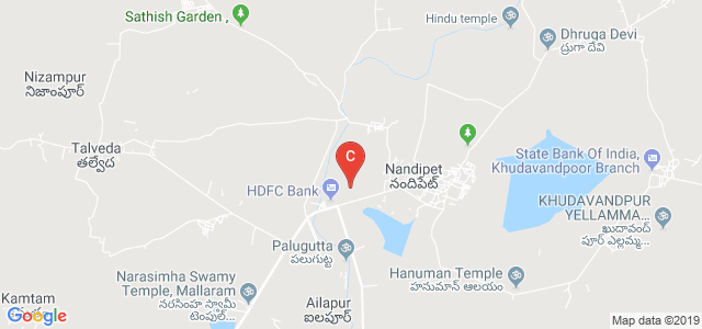 Government Polytechnic, Nandipet Navipet Road, Nandipet, Nizamabad, Telangana, India