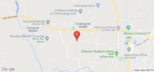 A K S University Main Block, Sherganj-Sohawal Road, SherGanj, Satna, Madhya Pradesh, India