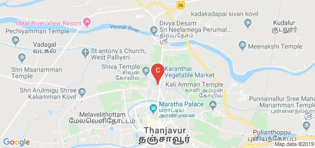 T U K Arts College, National Highway 45C, South Rampart, Thanjavur, Tamil Nadu, India