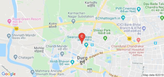 ghanshyam singh arya kanya mahavidyalaya, Mohan Nagar, Durg, Chhattisgarh, India