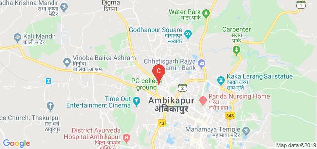 Ambikapur, Surguja, Chhattisgarh, India