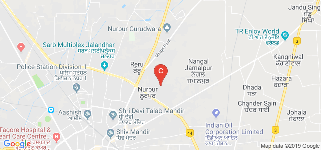 Industrial Development Colony, Div Colony, Jalandhar, Punjab, India