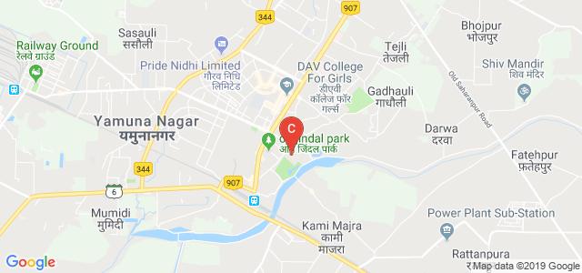 Guru Gobind Singh College of Pharmacy, Vishwakarma Mohalla, Yamuna Nagar, Haryana, India