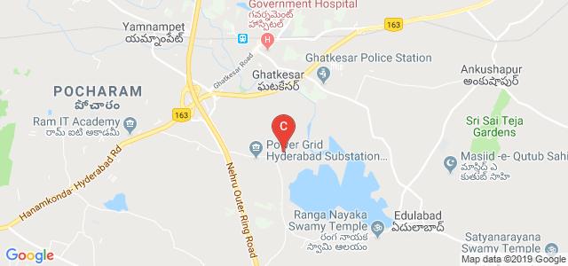 Kommuri Pratap Reddy Institute of Technology, Hyderabad, Telangana, India