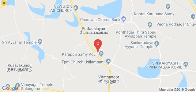 Madurai Institute Of Engineering & Technology, Sivagangai, Tamil Nadu, India