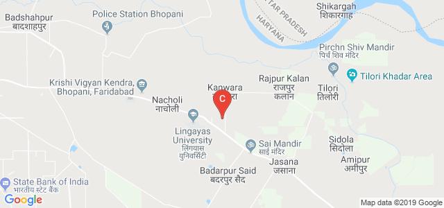 Lingaya's GVKS Institute Of Management & Technology, Faridabad, Haryana, India