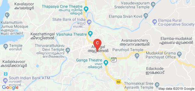 College of Engineering, Attingal, Attingal, Kerala, India