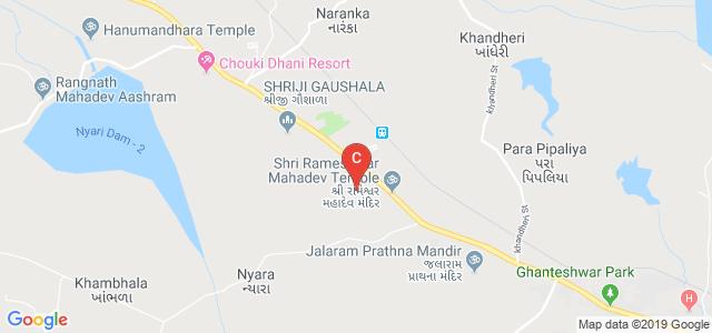 Smt. R. D Gardi. B Pharmacy College, Nyara, Rajkot, Gujarat, India