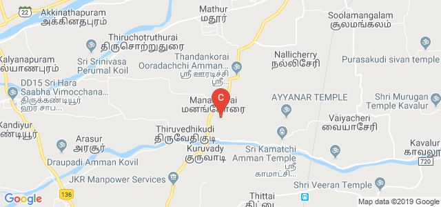 Star Lion College of Engineering and Technology, Manangorai, Thanjavur, Tamil Nadu, India