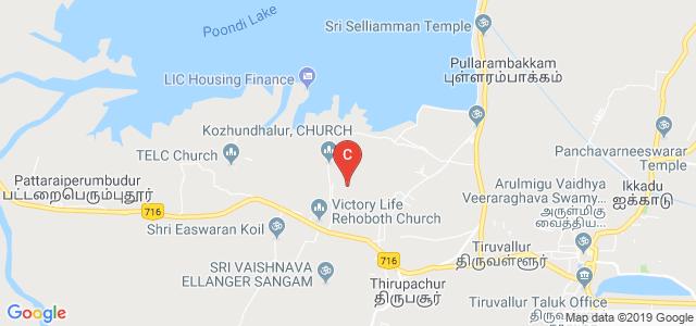 SRI VENKATESWARA INSTITUTE OF SCIENCE & TECHNOLOGY, Kolundhalur Road, Tiruvallur, Thiruvallur, Tamil Nadu, India