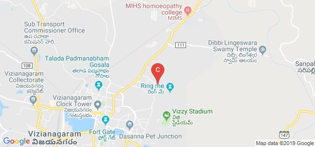Maharajah's College Of Pharmacy, Phool Bagh Colony, Phool Bagh, Vizianagaram, Andhra Pradesh, India