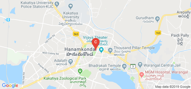 Kakatiya Degree College, New Bus Stand Road, Sai Nagar, Hanamkonda, Telangana, India