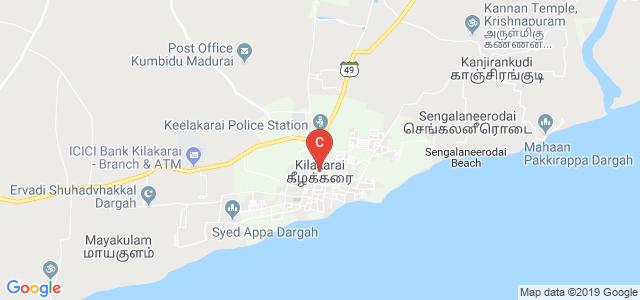 Mohamed Sathak Engineering College, Ramanathapuram, Tamil Nadu, India