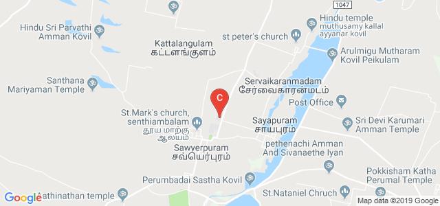 DR.G.U.POPE COLLEGE OF ENGINEERING, Thoothukudi, Tamil Nadu, India