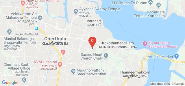 KVM College of Engineering & Information Technology, Maruthorvattom, Muttathiparambu, Cherthala, Kerala, India