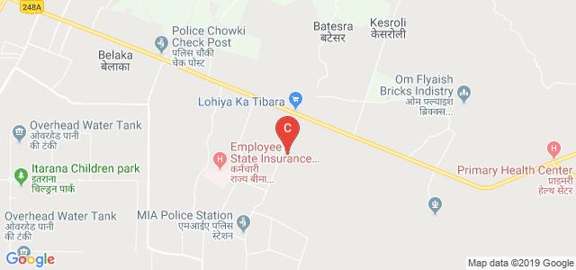 Siddhi Vinayak Group of Institutes, Matsya Industrial Area, Alwar, Rajasthan, India