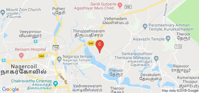 Kalaivanar N.S.K. College Of Engineering, Theroor, Kanyakumari, Tamil Nadu, India