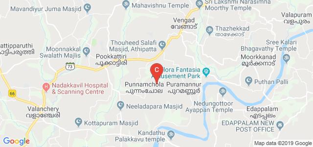Cochin College of Engineering and Technology, Malappuram, Kerala, India