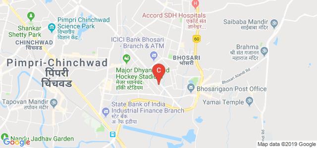 National AIDS Research Institute, MIDC Rd, MIDC, Bhosari, Pune, Maharashtra, India