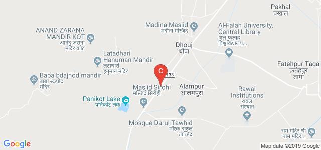 B. S. Anangpuria Institute of Technology & Management, Faridabad, Haryana, India