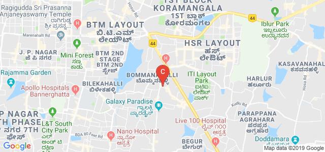 The Oxford College of Pharmacy, 1st Main Road, Hongasandra, Bangalore, Karnataka, India