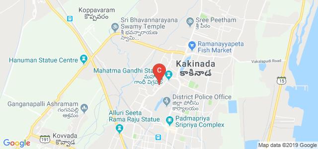 Vidyut Nagar, Kakinada, Andhra Pradesh, India